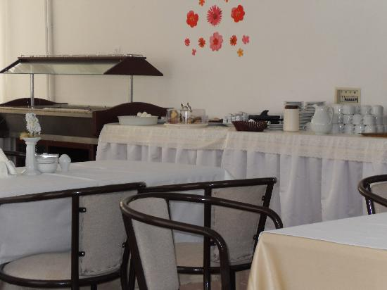 Horizon Hotel: Breakfast area