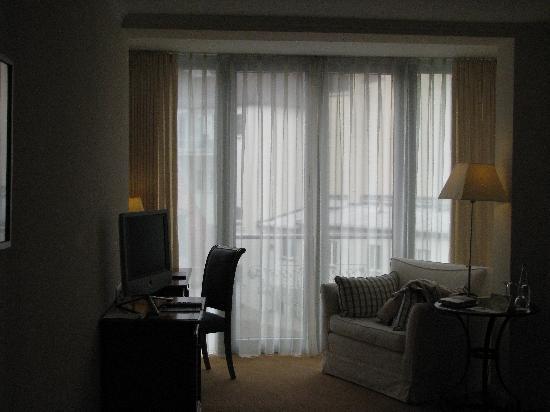 Romantik Hotel Weinhaus Messerschmitt: Room