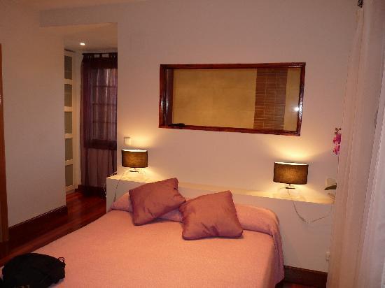 Hotel Itxas Gain Getaria: Habitación