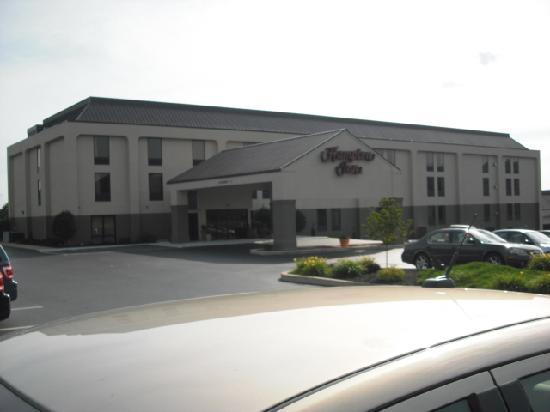 Hampton Inn Harrisburg / Grantville / Hershey: Exterior