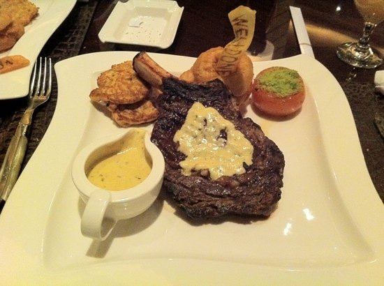 Rodeo Grill : Cowboy Steak