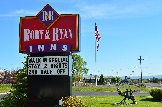 Rory and Ryan Inn : Rory & Ryan Inns