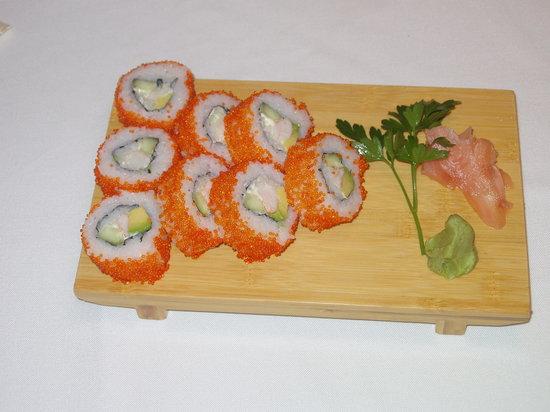 Ni Hao Sanchinarro: Maki sushi