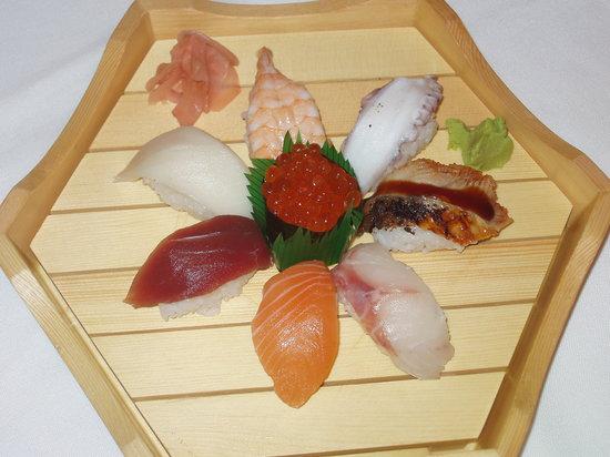 Ni Hao Sanchinarro: Sashimi