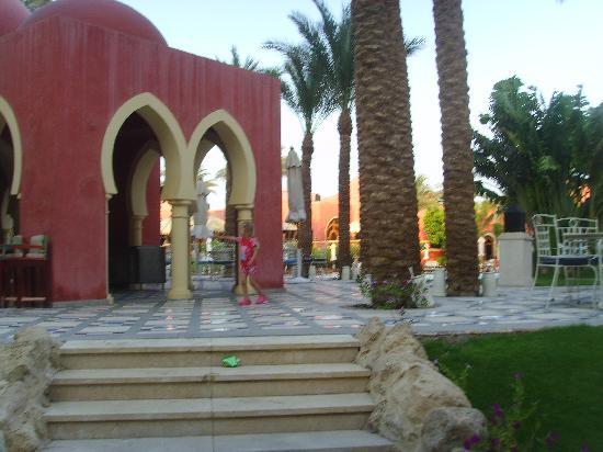 really beautiful setting  Grand Resort 5*, Єгипет,  Хургада - photo