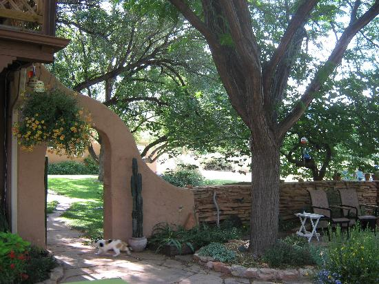 Cortez, CO: Courtyard
