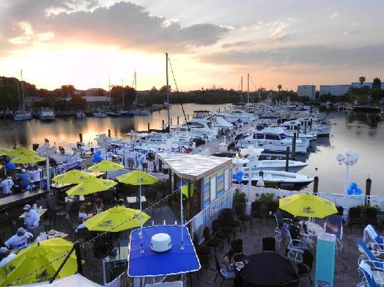 Ramada Sarasota: Sunset View