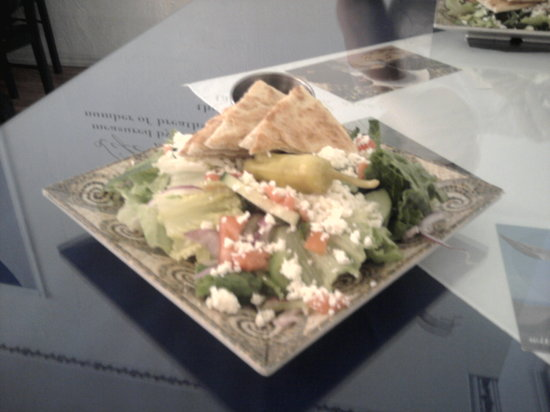 Alexander's Greek Cuisine: Greek salad