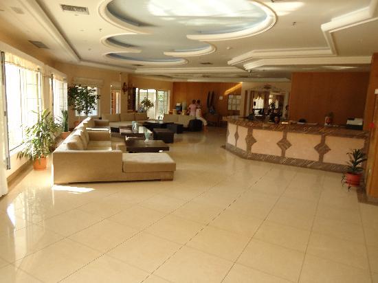 Magda Hotel : La reception