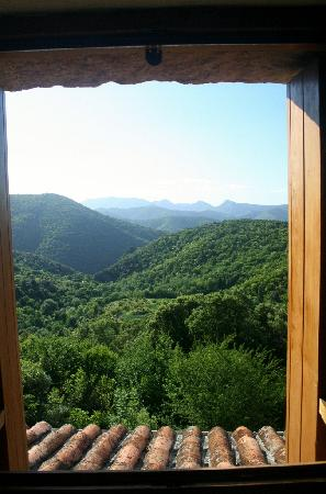 Auberge La Borie: The view from room 3
