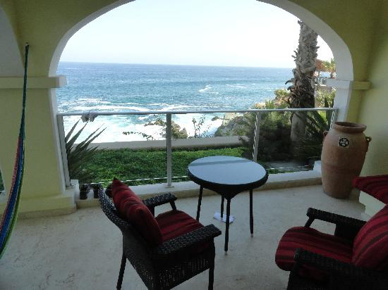 Welk Resorts Sirena Del Mar: View of out patio