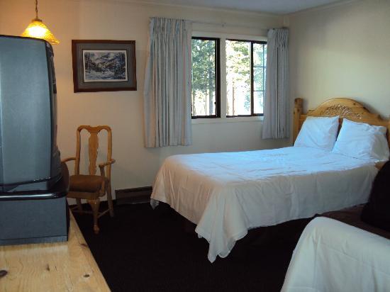 Alpenhof Lodge: Bedroom