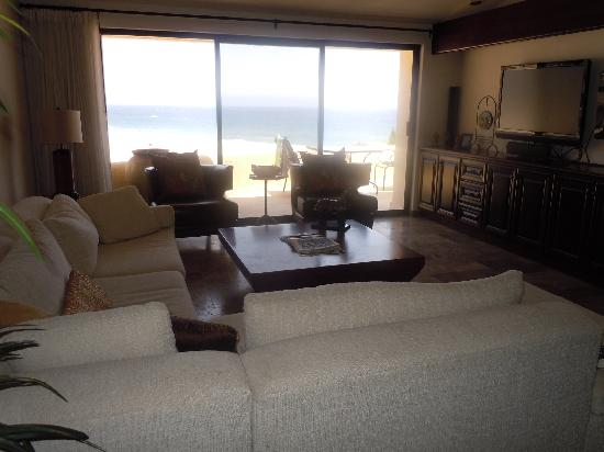 Terrasol Beach Resorts: Living Room unit #221