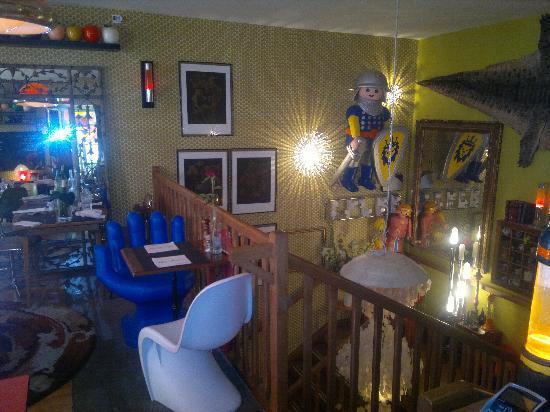 les fleurs chez maman picture of chez maman nantes tripadvisor. Black Bedroom Furniture Sets. Home Design Ideas