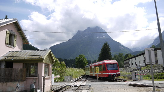 Martigny, Switzerland: Mont Blanc Express