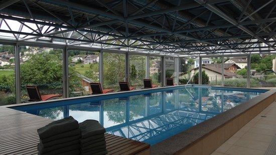 Hotel Eden: Hallenbad