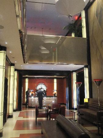 The Chatwal, A Luxury Collection Hotel, New York: Lobby