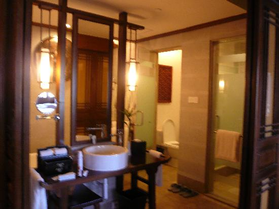 InterContinental Lijiang Ancient Town Resort: bath room