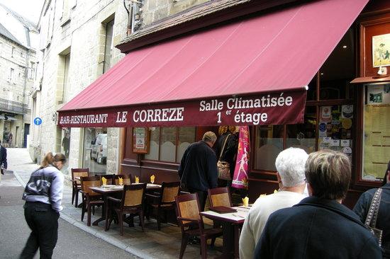 Restaurant Le Corrèze