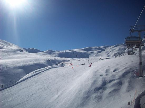 Macot-la-Plagne, France: great day