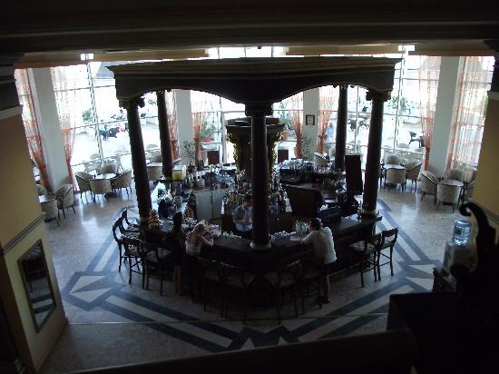 Duni Royal Marina Beach : lobby bar