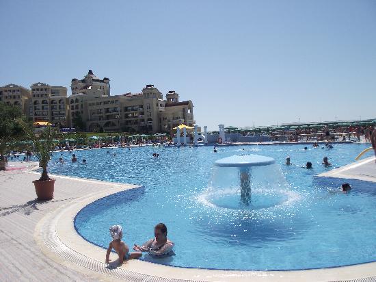 Duni Royal Marina Beach : pool