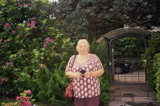 Il Chiostro: Im Hotelgarten