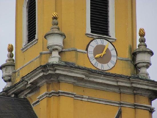 St. Paulin-Kirche: belltower