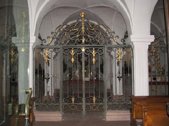 St. Paulin-Kirche: organ
