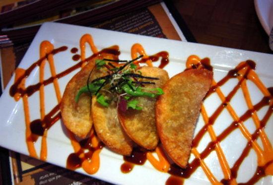 Tiki's Grill & Bar: Kalbi beef gyoza