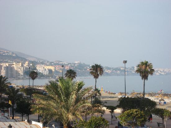 ILUNION Fuengirola : vistas habitación 216