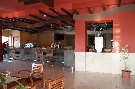 Ramla Bay Resort : le bar