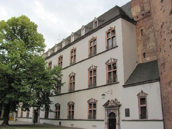 Kurfürstliches Palais: 1
