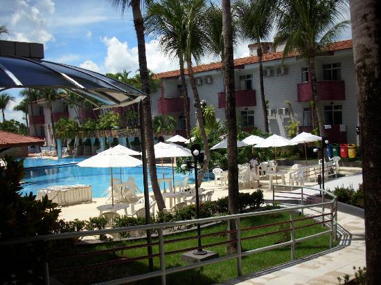 Taiyo Thermas Hotel: os jardins e as termas