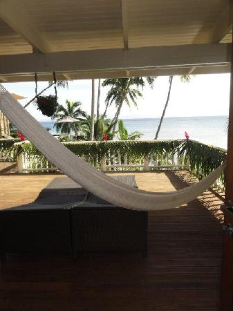 Taveuni Palms Resort: Relaxing...
