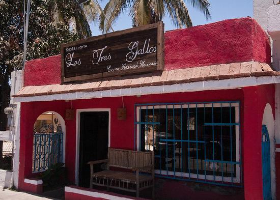 Restaurant Los Tres Gallos Cabo San Lucas