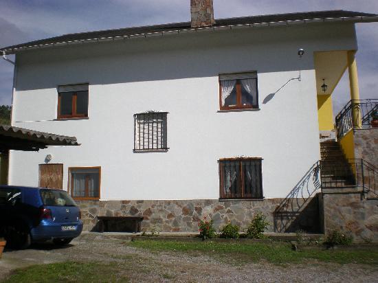 Apartamentos Rurales Casa El Caminero: La casa