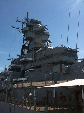 Camden, NJ: USS New Jersey
