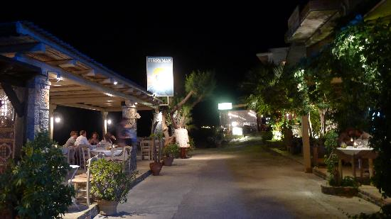 Ferryman Taverna: Ferryman' Charm After Dark
