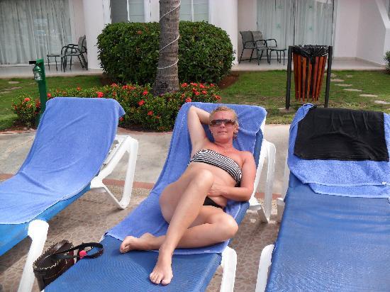 Isla Caribe Beach Hotel: UN DESCANSO SONADO!!!
