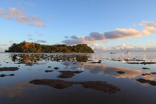 Matava - Fiji's Premier Eco Adventure Resort: waya island