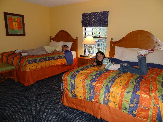 Beautiful Bedroom Picture Of Holiday Inn Club Vacations At Orange Lake Resort Kissimmee