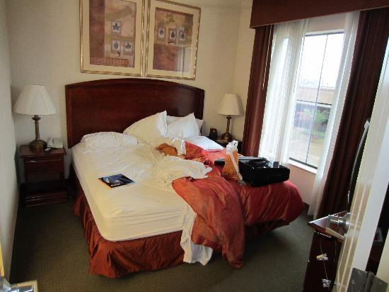Homewood Suites by Hilton HOU Intercontinental Airport: King sleeping room