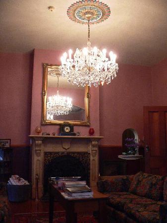 Quality Inn Heritage Edenholme Grange: Dinning Room