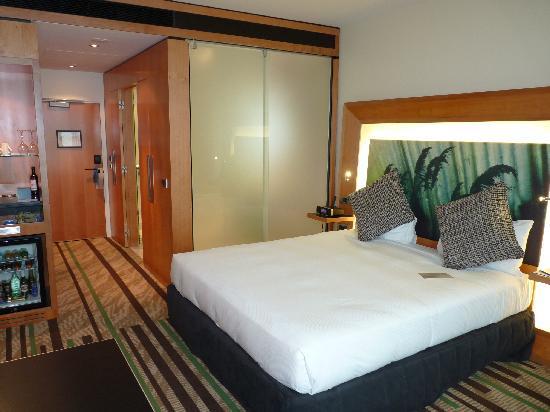 Novotel Auckland Airport: Room