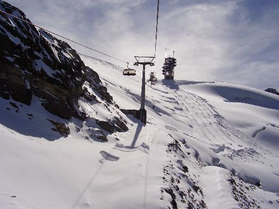 Engelberg, Schweiz: lovley pic from cbale chair