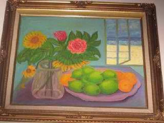Marlene's Bed and Breakfast: Marlene's Original Artwork