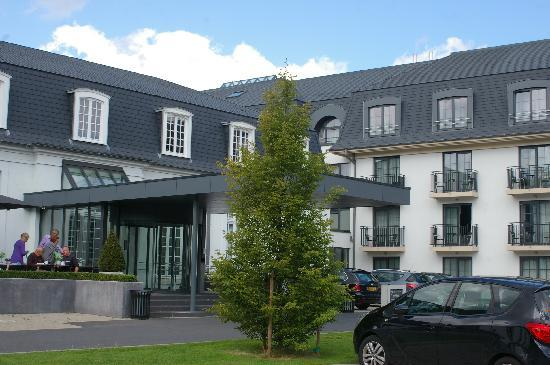 Van der Valk Hotel Brugge-Oostkamp: très bel établissement