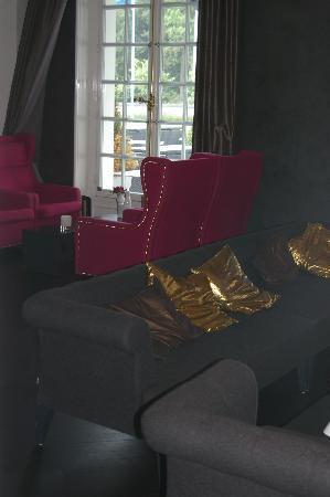 Van der Valk Hotel Brugge-Oostkamp: le bar