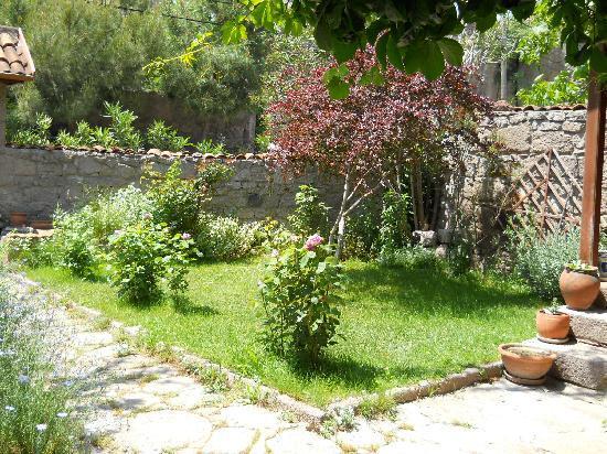 Assos, Tyrkiet: Garden of Flowers and Butterflies